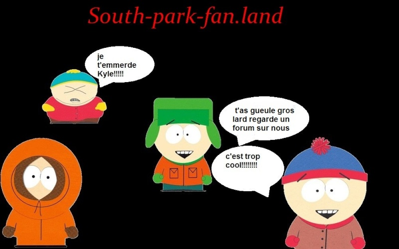 South-park-fan.land