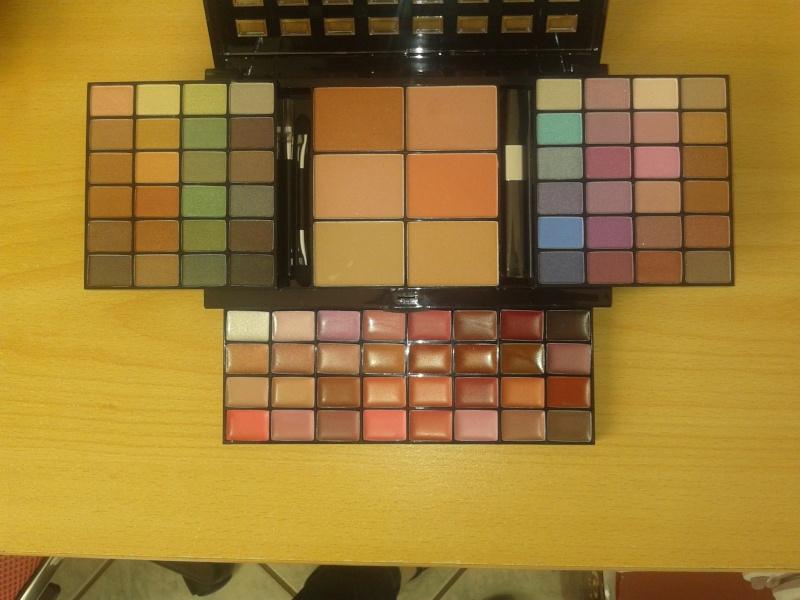 Palette de maquillage  411