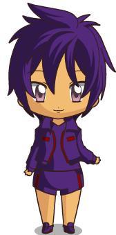 Artemis Fletcher Daughter of Hephaestus (In R&D) Purple10