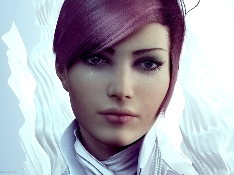 Artemis Fletcher Daughter of Hephaestus (In R&D) Purple11