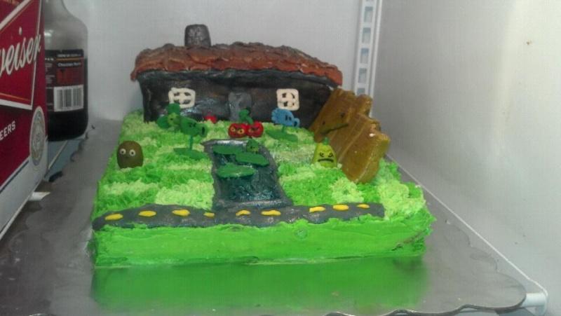 pinks cakes  22385510