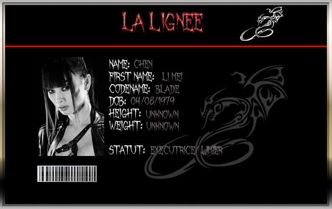 Li Mei Chen Blade11