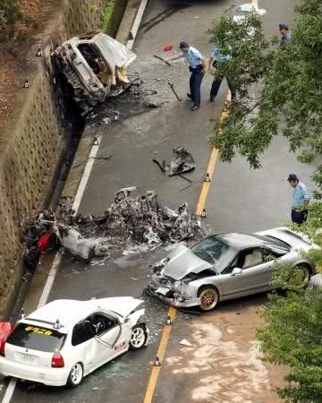 Driving Fails/Crashes 21mrd410