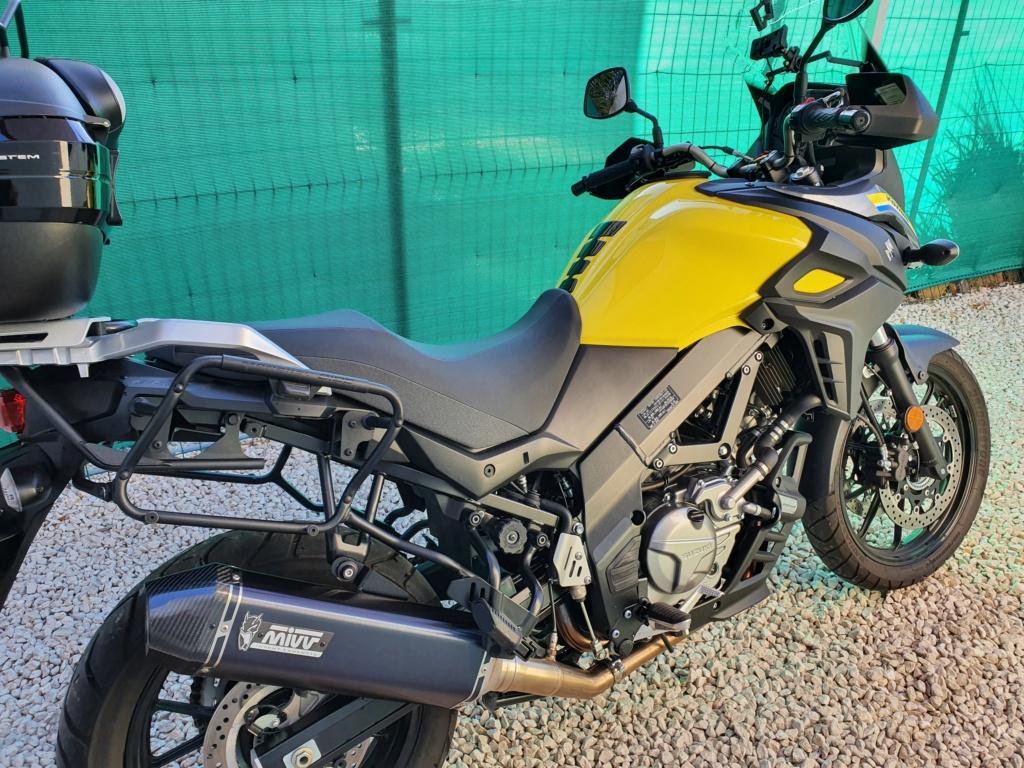 V-Strom 650 Pack Adventure 20200822