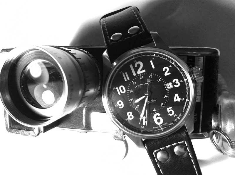 Hamilton Khaki Officer 44mm 0111
