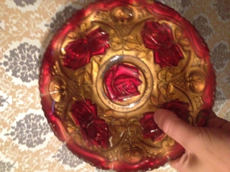 Large glass bowl. Not sure what it exactly is made with..  Photo-42