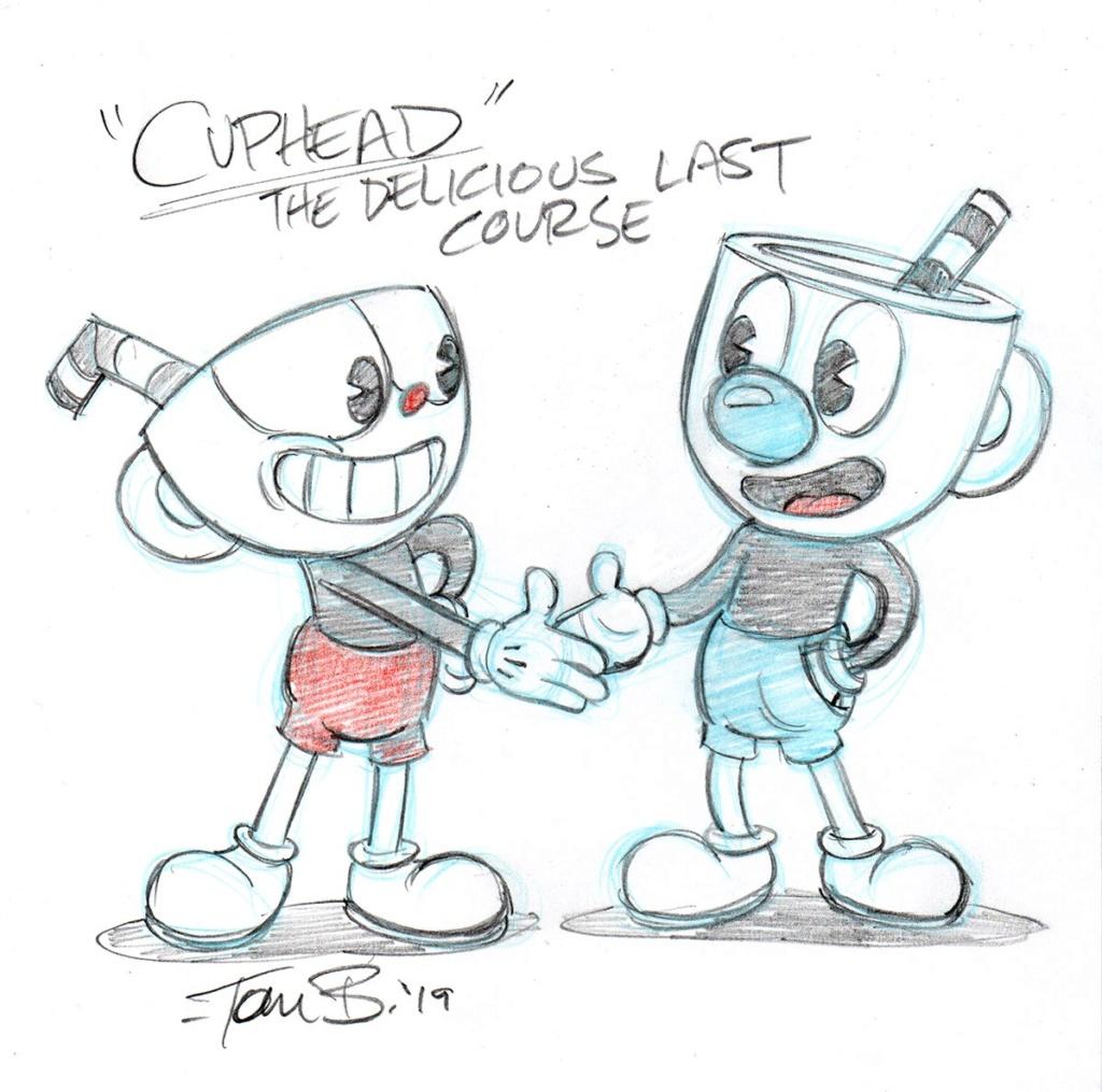 Аниматор «Аладдина» и «Короля Льва» работает над DLC для Cuphead Cuphea10