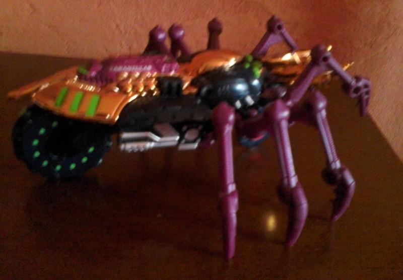 Réédition de Jouets Transformers: Beast Wars & Beast Machines Tarant10