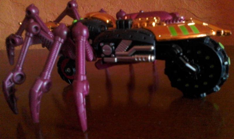 Réédition de Jouets Transformers: Beast Wars & Beast Machines Tarant11