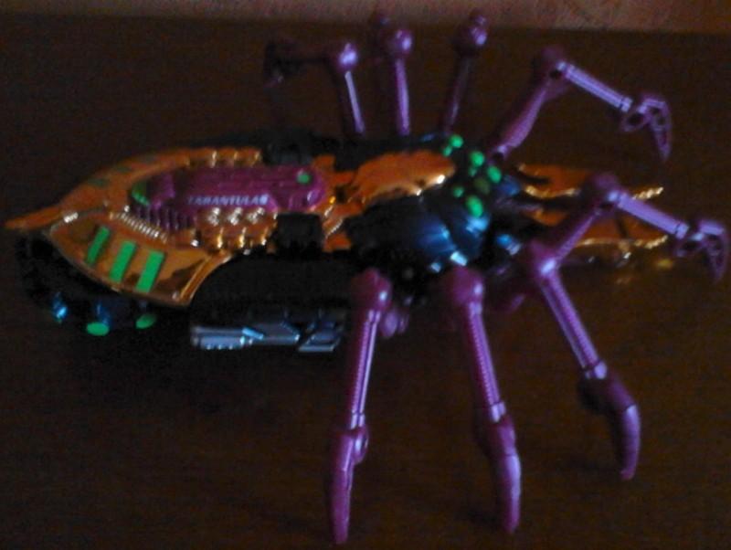 Réédition de Jouets Transformers: Beast Wars & Beast Machines Tarant12