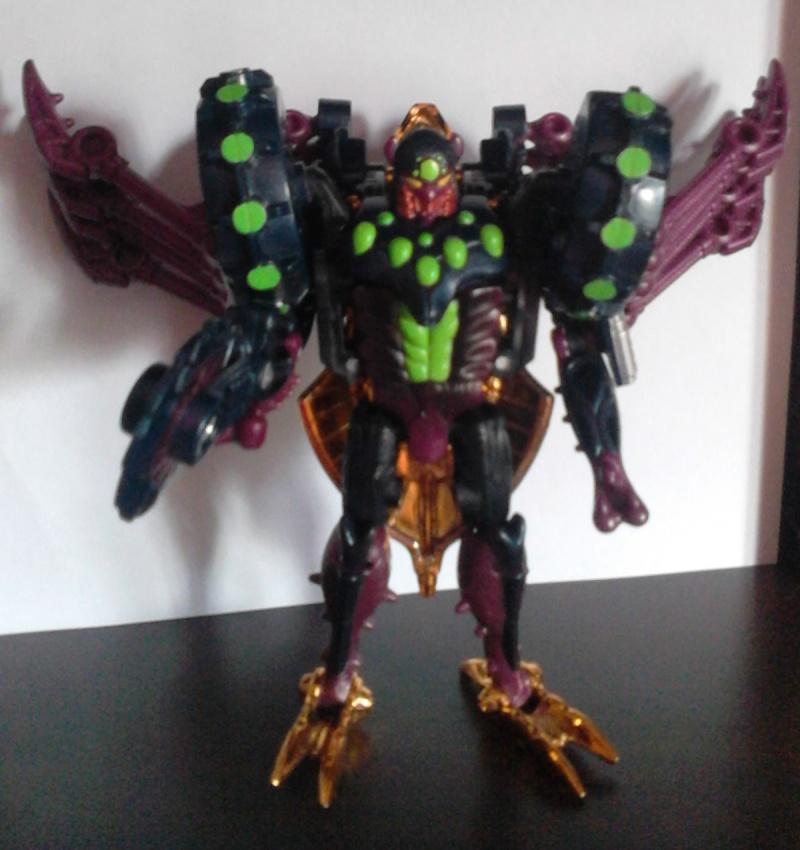 Réédition de Jouets Transformers: Beast Wars & Beast Machines Tarant13