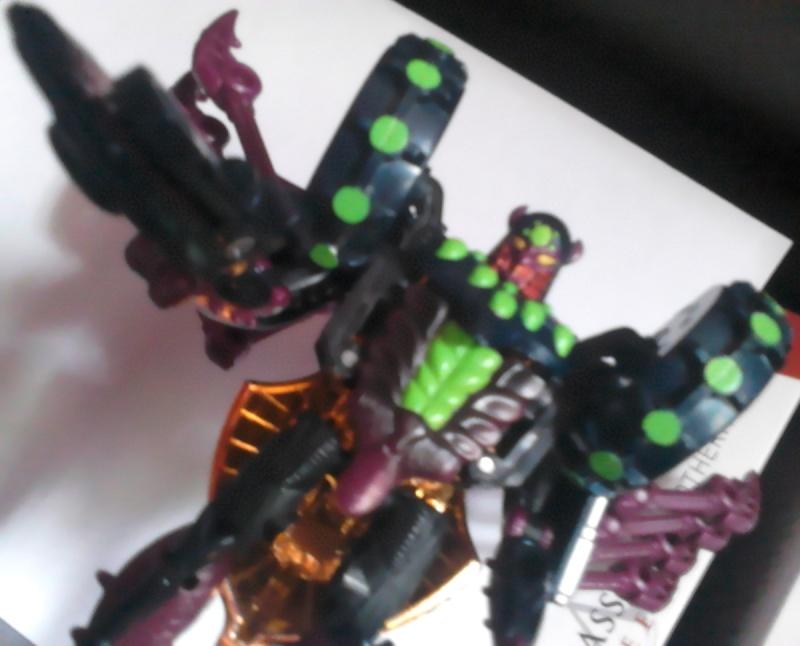 Réédition de Jouets Transformers: Beast Wars & Beast Machines Tarant14