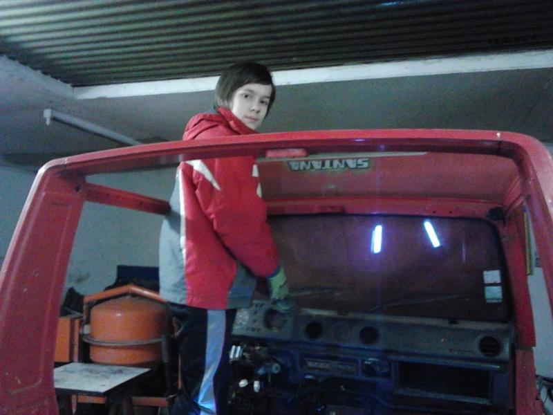 et un nouveau de plus dans le garage Img_2032
