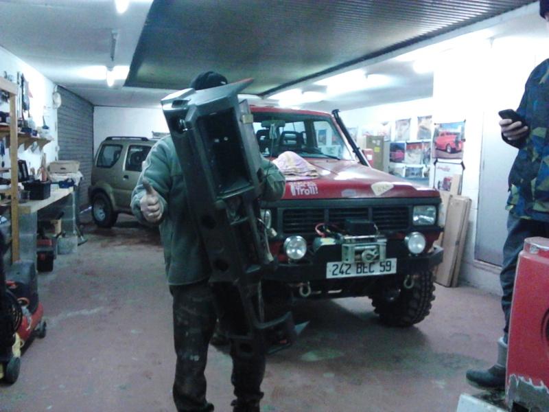 et un nouveau de plus dans le garage Img_2035