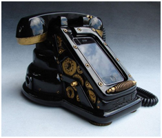 The extravagant ark Telefo10