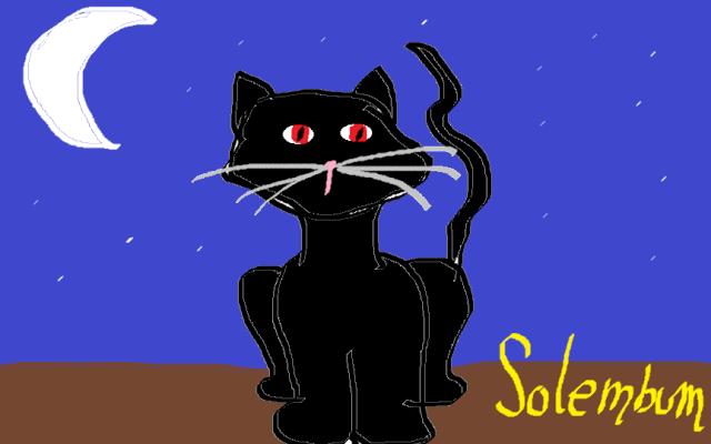 Dibujo de Solembum Sin_ta10