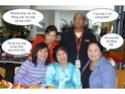 Vài hình ảnh vui trong dịp farewell chị Hồng, chị Điệp và Isabel Bop11