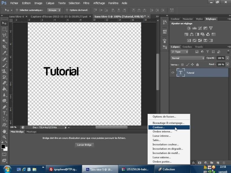 """Typographie style """"logo"""" Captur11"""