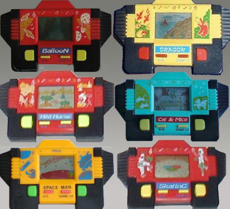 Cerco giochi portatili degli anni 80/90 ( handheld lcd ) Juegos10