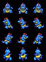 Charsets pokémon - le retour de la revanche de la suite qui contre-attaque ! Crocod12