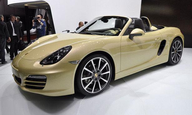 (BMW i8 Spyder Concept (2013  نبده مختصرة عن السيارة: 13517811