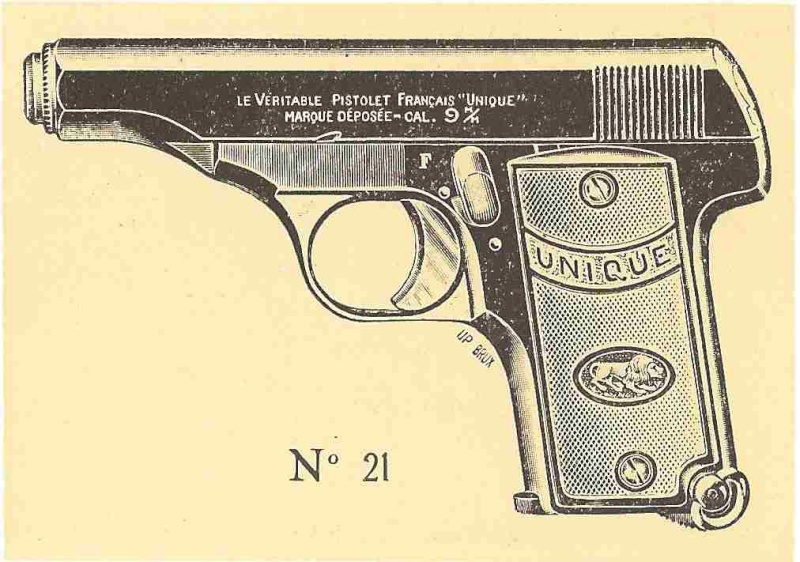 Unique No. 21 Type_210