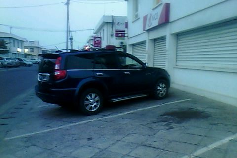 4X4 great wall hover H3 Img02512