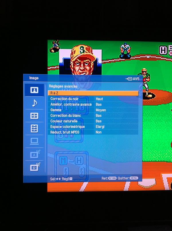 Recencement de vos réglages TV LCD ou plasma [avec photos] Photo311