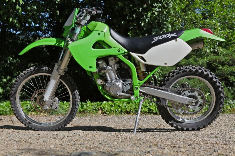 300 KLX-R Collector Img_5511