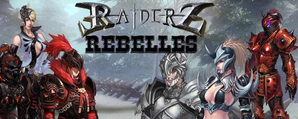 Guilde Rebelles - RaiderZ