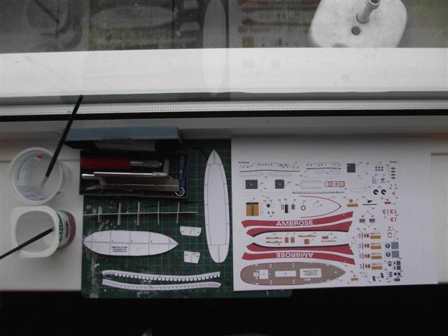 card modelling ambrose  Dscf3312