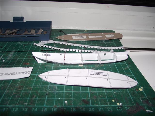card modelling ambrose  Dscf3411