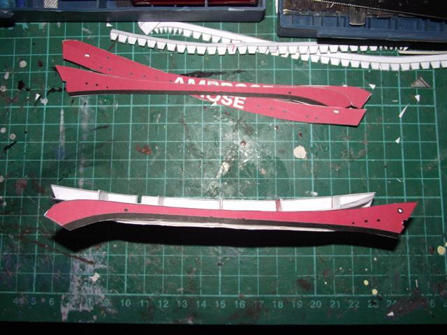 card modelling ambrose  Dscf3414