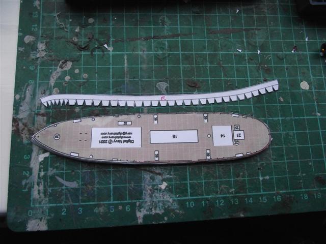 card modelling ambrose  Dscf3415