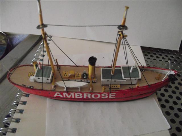 card modelling ambrose  Dscf3614