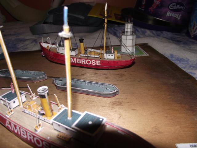 card modelling ambrose  Dscf3616