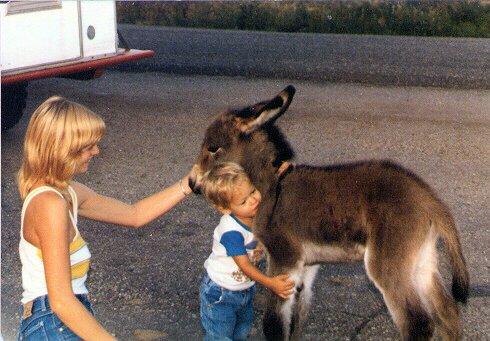 Little boy and burro Boy__d10
