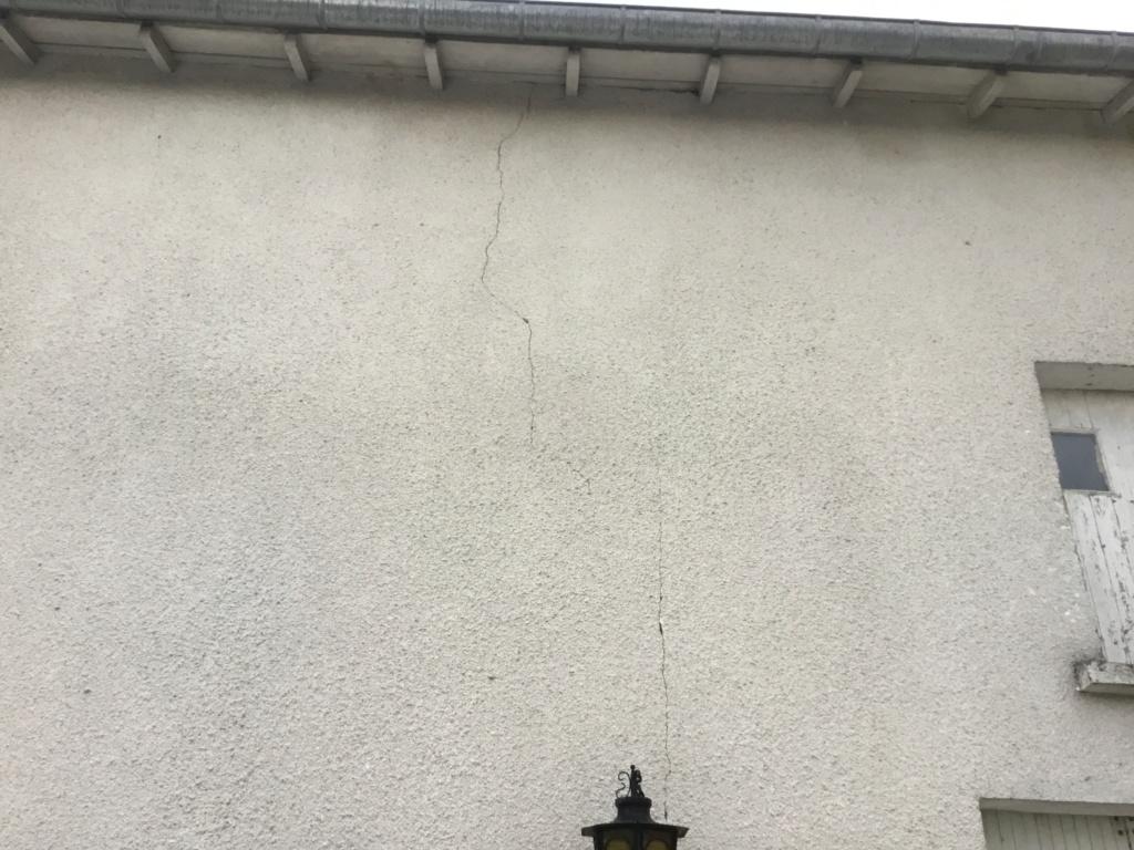Fissure sur façade  37087810