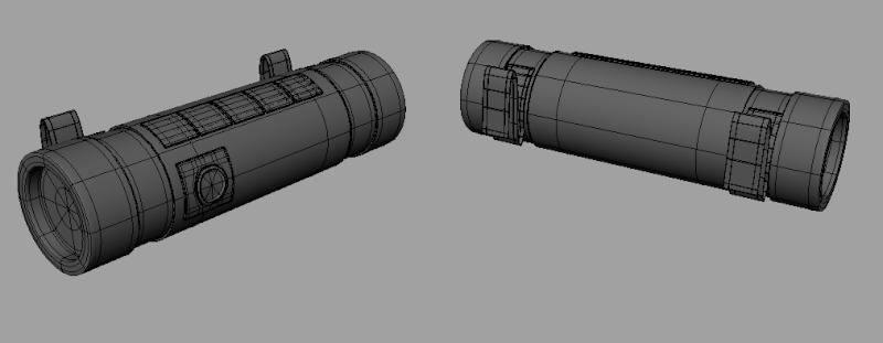 Grenades anyone?  Highpo11