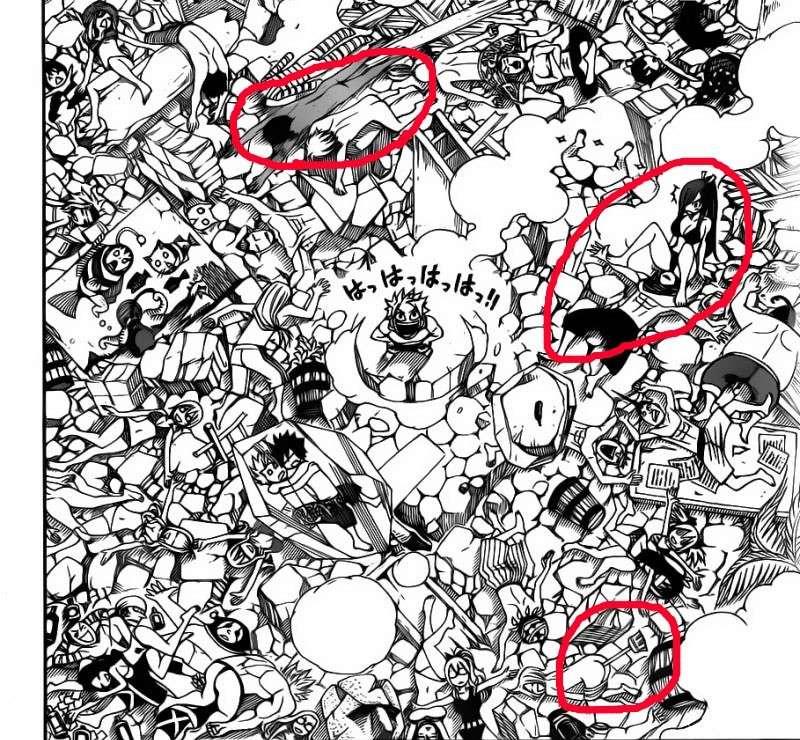 Les choses étranges de Fairy Tail... - Page 6 2010