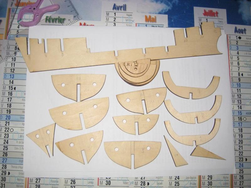Le MARE NOSTRUM Kit Artesania Latina Img_2719