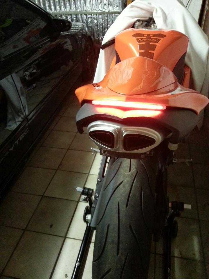 Ma Ninja Zx6r K8 orange/black Clean Look ! ! !  53506210