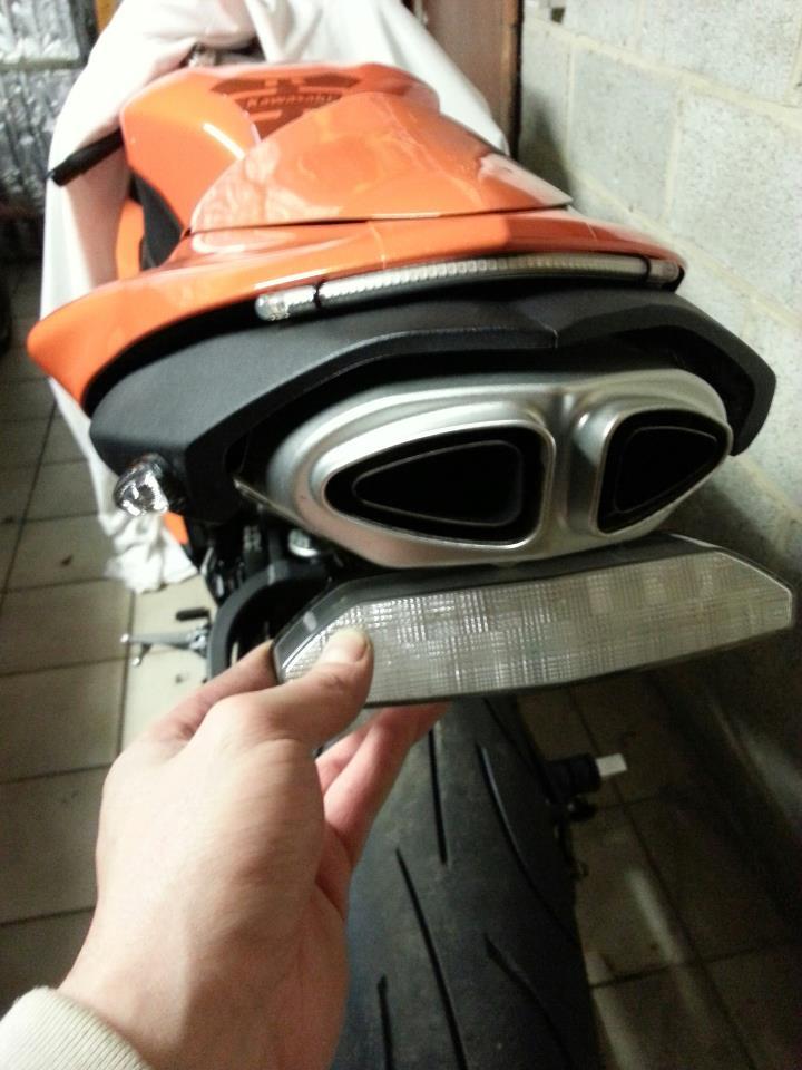 Ma Ninja Zx6r K8 orange/black Clean Look ! ! !  57558610