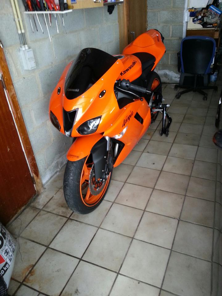 Ma Ninja Zx6r K8 orange/black Clean Look ! ! !  64694_10