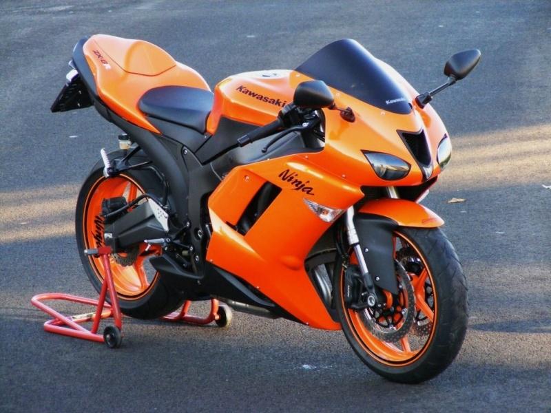 Ma Ninja Zx6r K8 orange/black Clean Look ! ! !  Zx6r_310