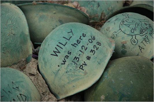 Des souvenirs du terrain ramenés d'Irak 28ahma10