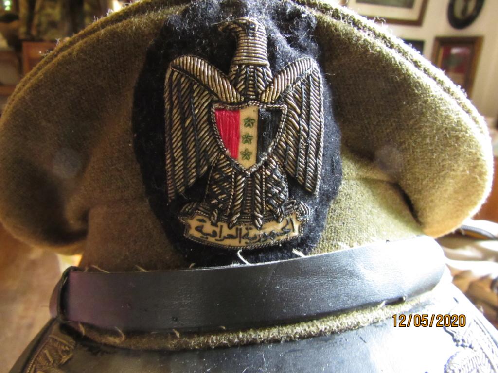 Une casquette anglo/irakienne des années 50 Casque28