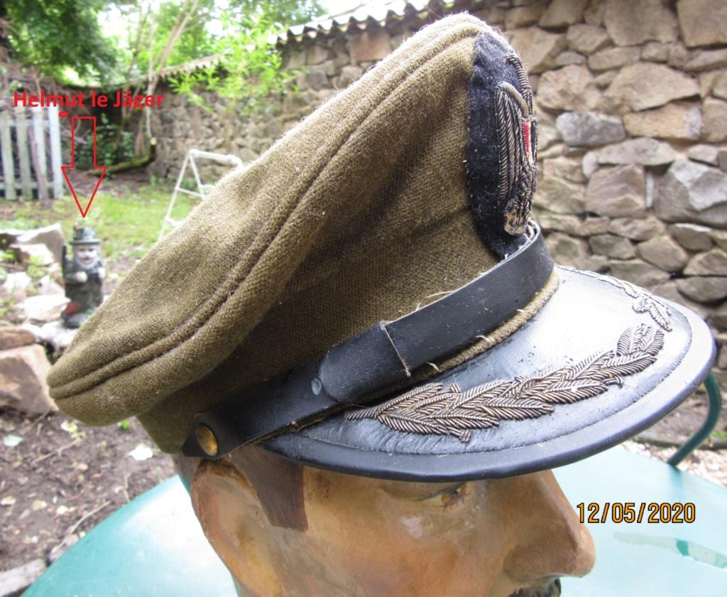 Une casquette anglo/irakienne des années 50 Casque29