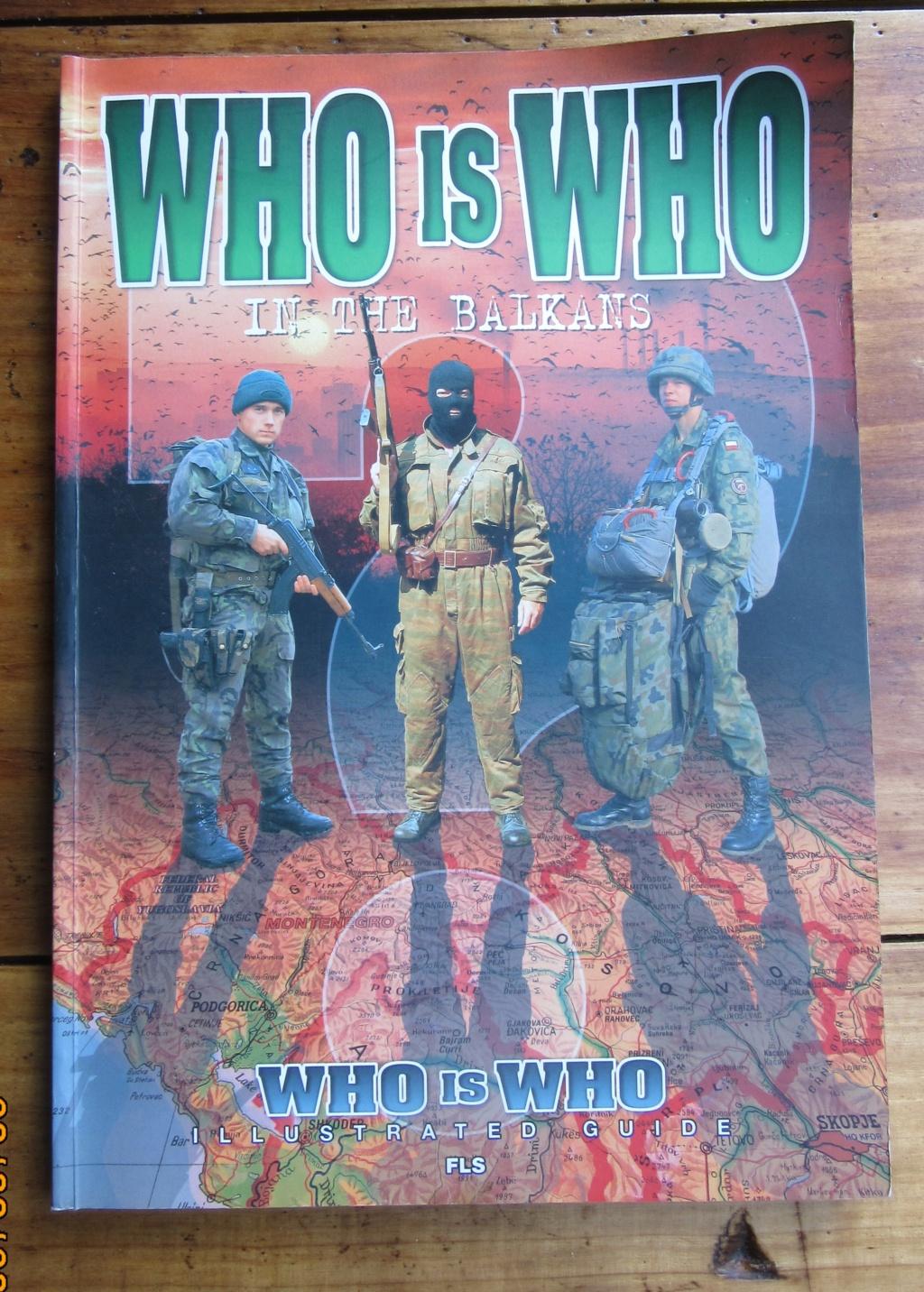 Souvenirs d'ex-Yougoslavie Livres13