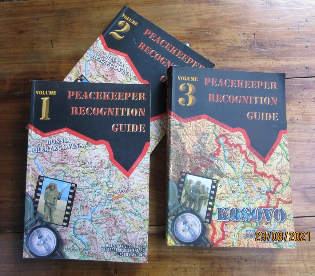 Souvenirs d'ex-Yougoslavie Livres14